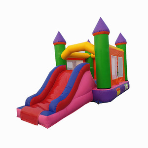 Manufacturer inflatable moonwalks inflatable bouncer air bounce house for sale