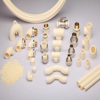 Hot sales All sizes PB polybutylene pipe fittings for hot and cold water system