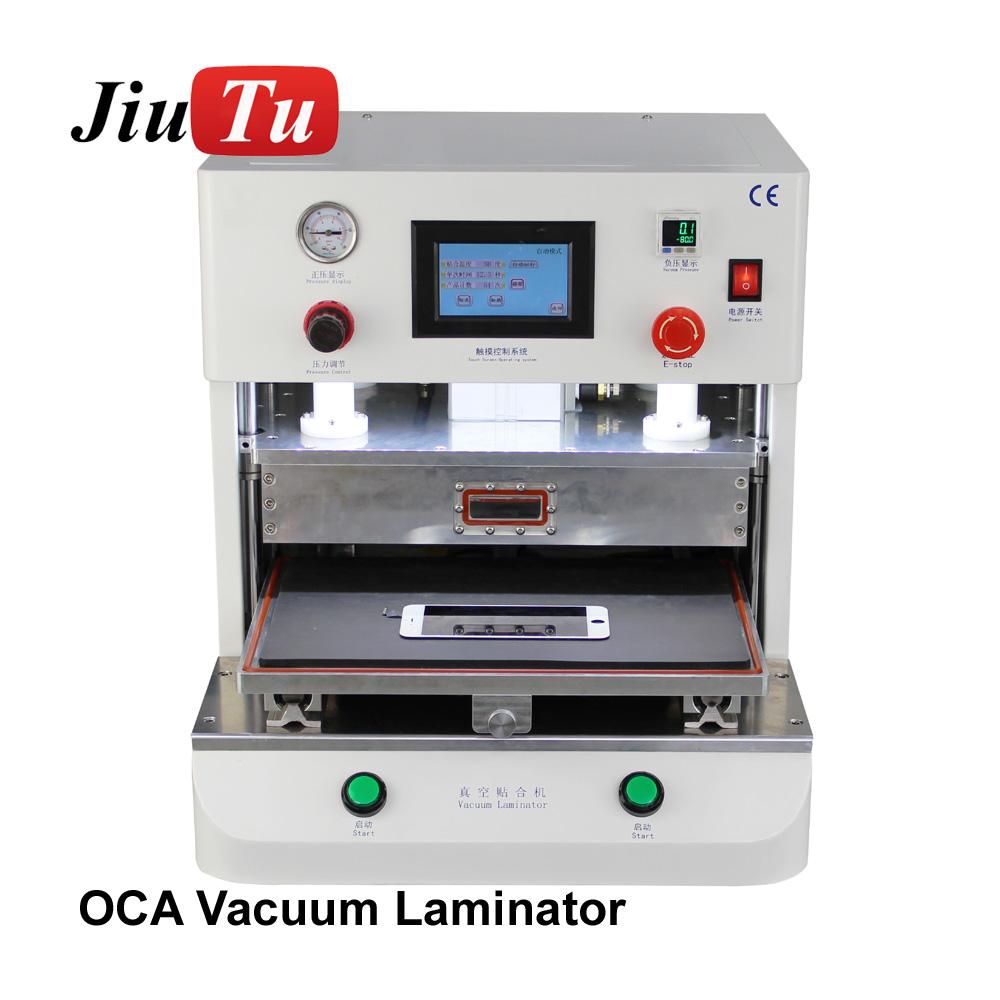 Universal Automatische LCD Screen Glas Ersetzen Unter 16 inch Vakuum Oca Laminieren Maschine