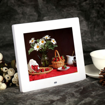 Custom Bluetooth MP3 8 Inch MP3 videos free download digital photo frame