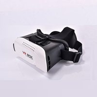 alibaba shenzhen Enhanced version high - definition VR case box 3D glasses for IOS Android Windows smart phones watching movie