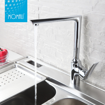 2018 Momali Kitchen Brass Faucets Taps