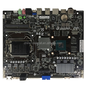 ZA-SK1050 Motherboard TV motherboard price with 2 DDR4 memory Support NVIDIA GTX 1050Ti Graphics Card