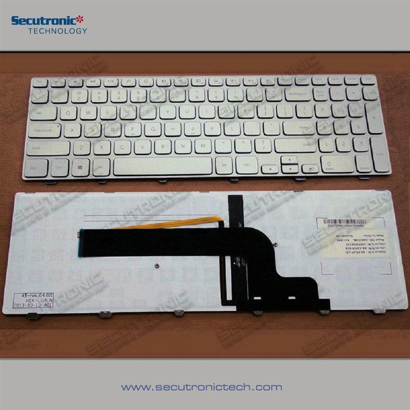 populaire mod le clavier d 39 ordinateur portable pour dell. Black Bedroom Furniture Sets. Home Design Ideas