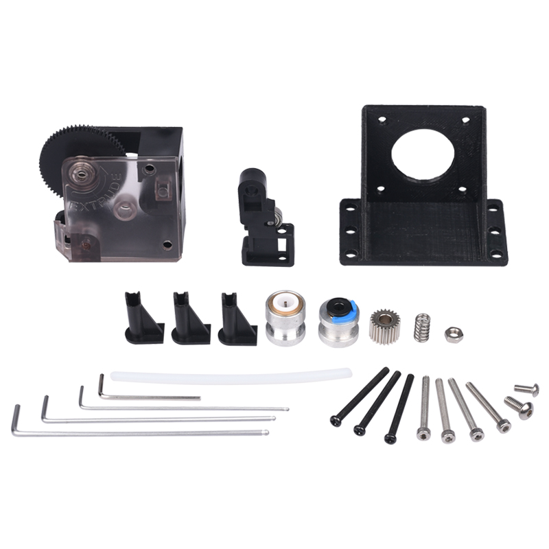 BIQU Titan Extruder Fully Kits with Nema 42 Motor suitable For Bowden & Direct Mounting 1.75/3.0mm 3d printer parts extruder