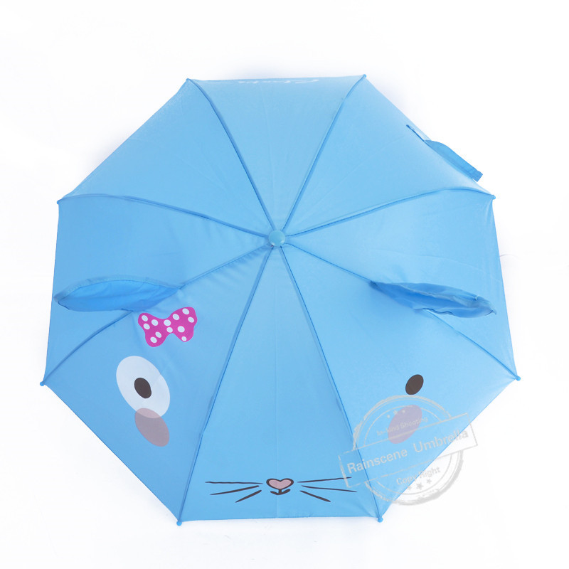 Popular Stick lovely Kids Umbrella cheap for new design