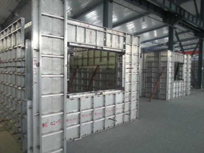 Hot Sale Concrete Aluminum Formwork Panels For Forming
