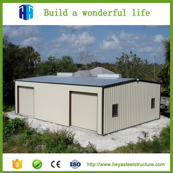 Storage Shed Outdoor Steel Structure Buildings Industrial Sheds For Sale