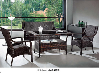 Whole Cube Cebu Resin Wicker Synthetic Poly Plastic Rattan Woven Outdoor Patio Furniture For