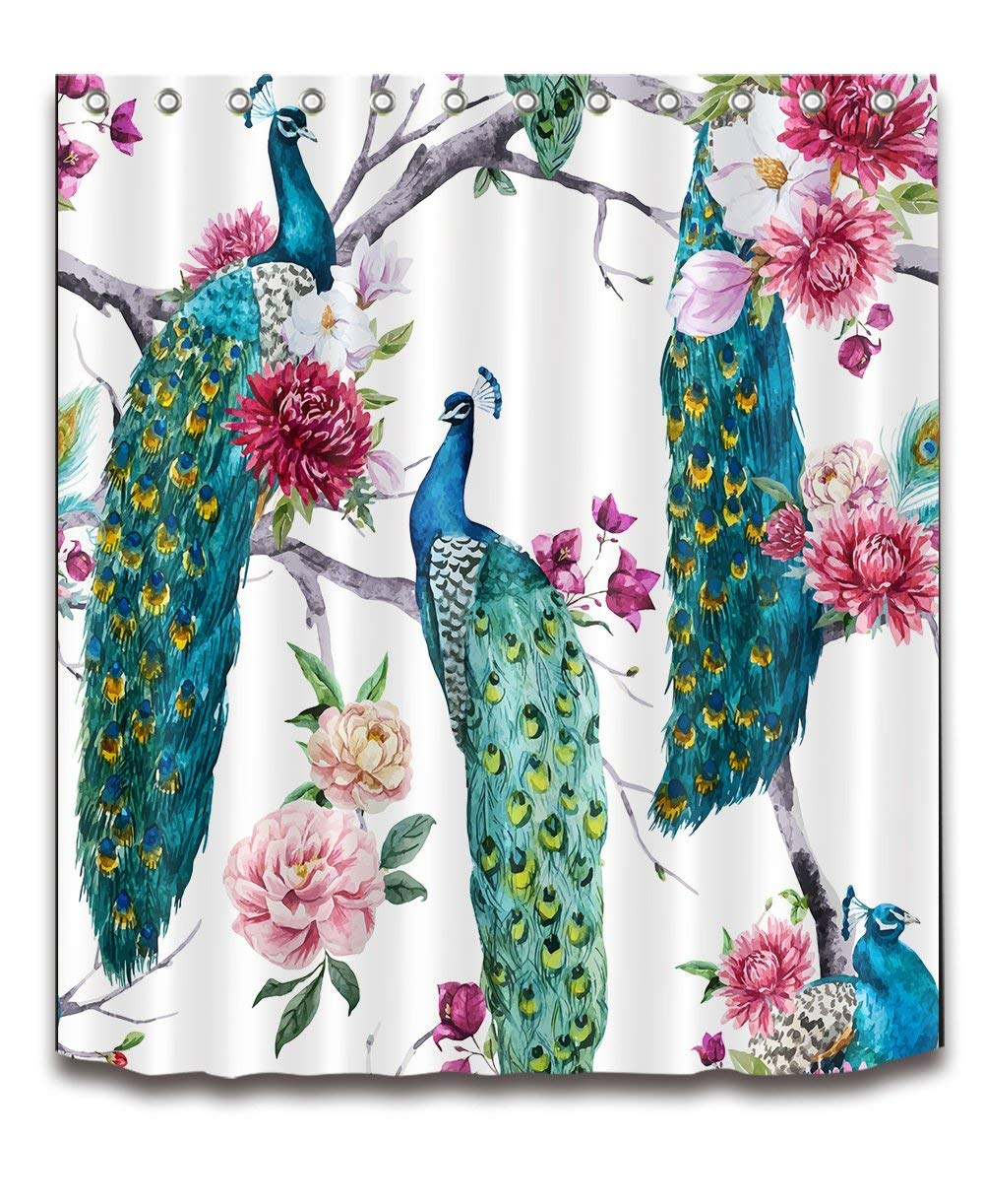Cheap Peacock Curtain Fabric Find Peacock Curtain Fabric Deals On Line At Alibaba Com