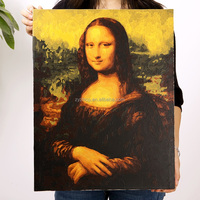 Da Vinci digital canvas oil painting supplier