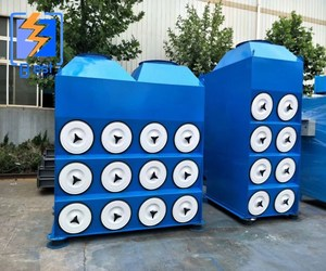 High Efficient dust removal machine cyclone separator price/dust removal machine