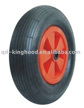16inch Plastic Cart Tires with Anti-Ultraviolet Rim