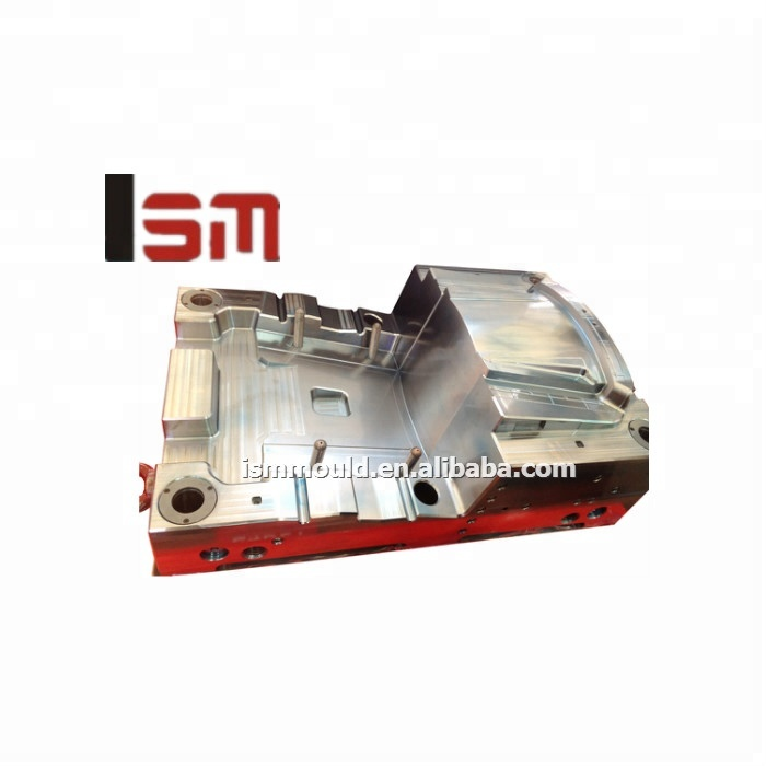 ISM- plastic injection leather chair mold buyer