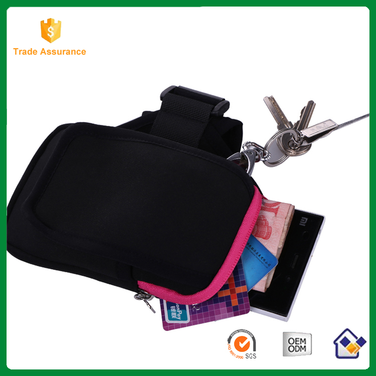 Hot sale sport arm bag waterproof neoprene bag with OEM/ODM service