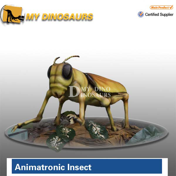 My Dino-Animal sculpture abstract sculpture artificial insects