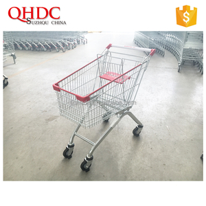 Suzhou QHDC old shopping carts for sale
