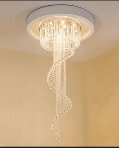 Indoor Modern Chandelier for High Ceilings