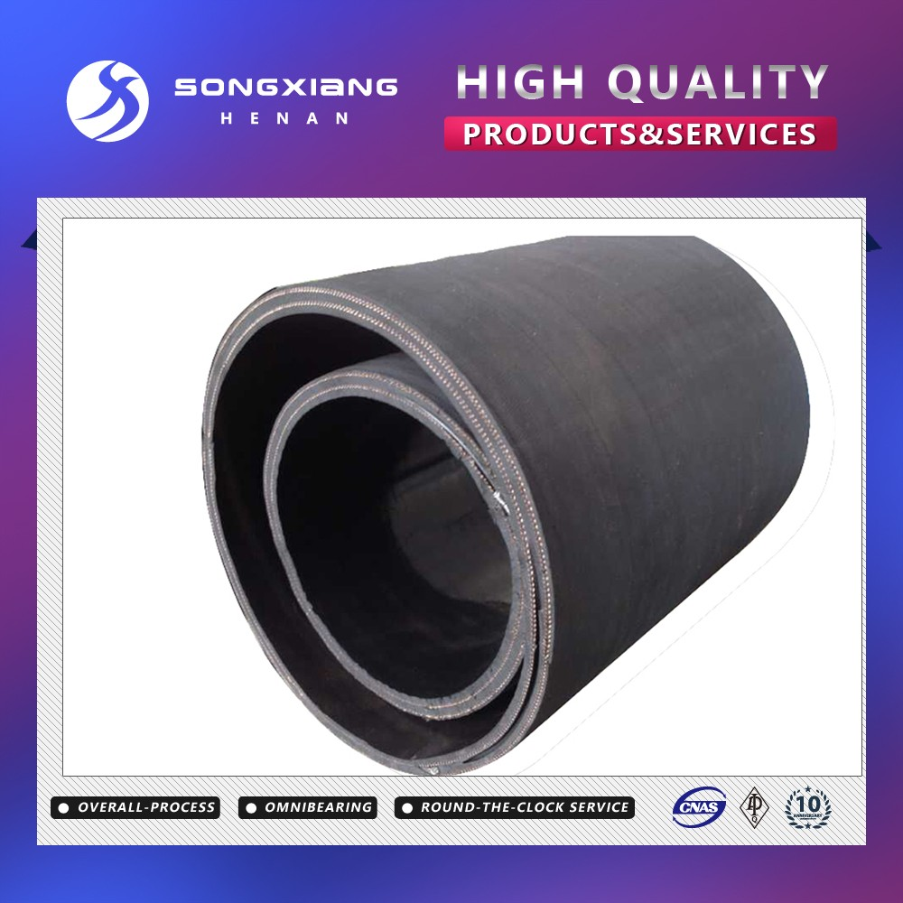 10 inch suction and discharge rubber hose
