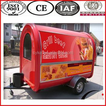 food vending trailer cars for sale mobile restaurant trailer snack trailer fast food carts. Black Bedroom Furniture Sets. Home Design Ideas