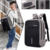 Anti-theft College School Computer Travel Anti theft Notebook Back pack Business USB charging Laptop backpack Bag