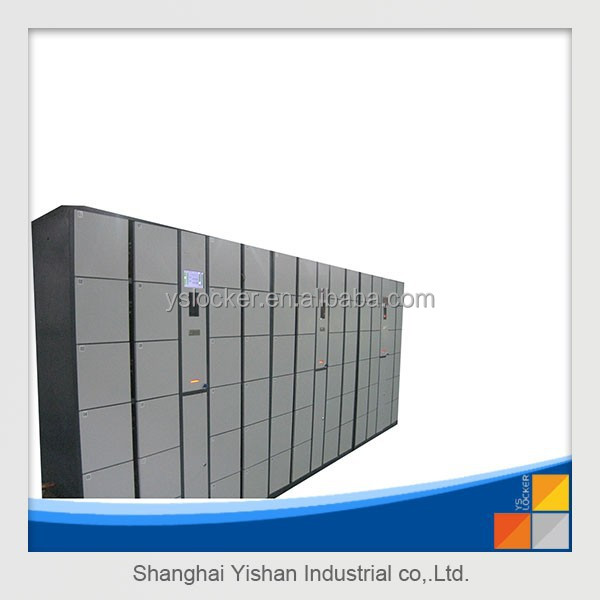 YS LOCKER Barcode luggage storage cabinet/Outdoor storage lockers/electronic door locker
