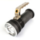 GOREAD Y77 High bright black aluminum rechargeable LED R5 flashlight 3 mode 3W search products