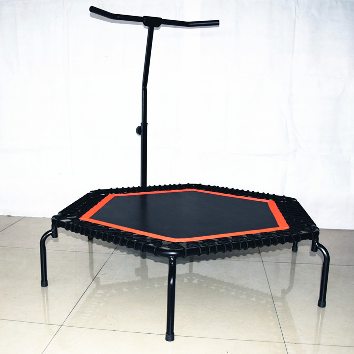Hot Sell Professional No Spring Rebounder Jumping Trampoline
