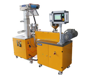 Laboratory Blown Film Extrusion Machine