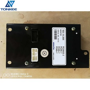 PC300-7 PC200-7 PC400-7 PC228US-3 Display 7835-10-2005 PC300-7 monitor panel