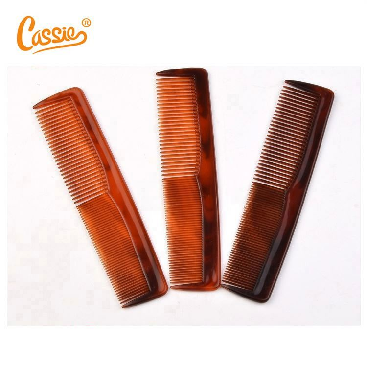 Small plastic hair comb custom printed plastic hair combs wholesale