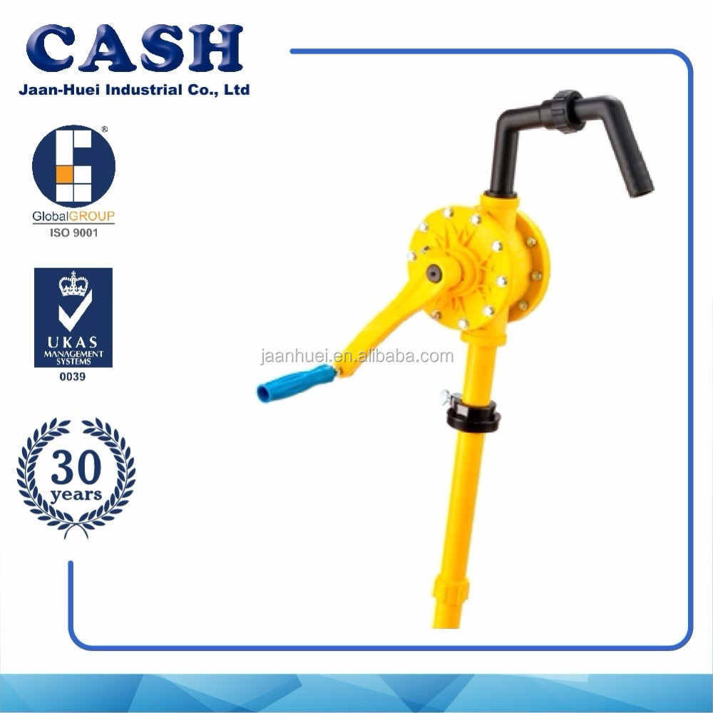 plastic hand pump for drum ideal for adblue def chemical resistance water pump