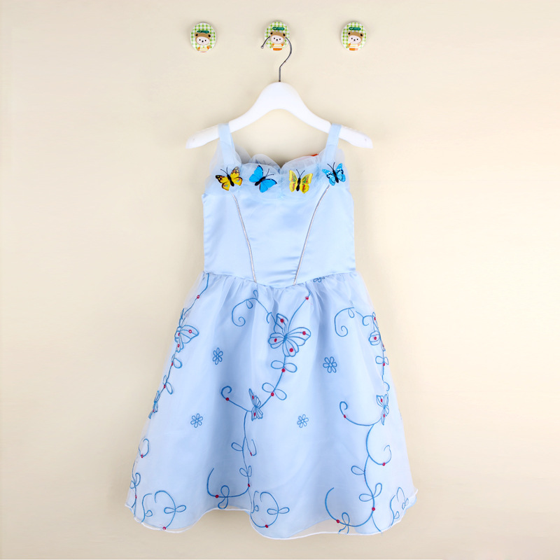 Kids Cosplay Costume Dress Cinderella Elsa Baby Girls: Buy Baby Girl's Cinderella Dress Limited Edition Costume