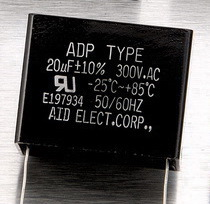 ADM Type Air Conditioning Fan Motor capacitor