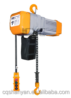 JCYC Pneumatic Air Chain Hoist