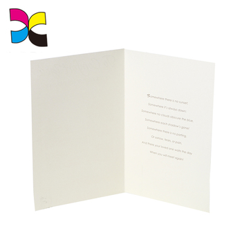business blank to print standard flash card size buy standard