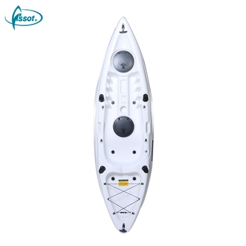 Customized plastic kayak, kayak sit on top, cheap plastic kayak