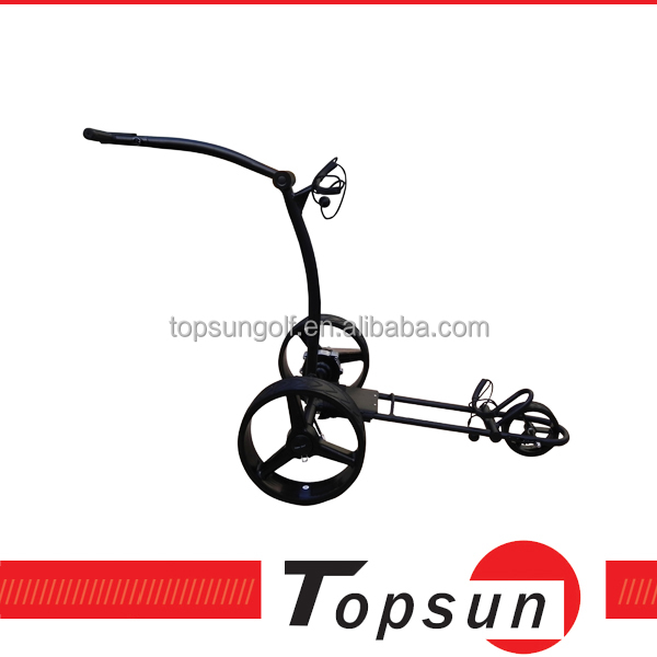 Topsun beautiful easy disassemble X3 golf caddy