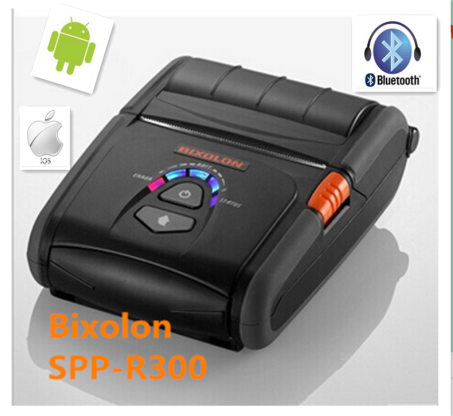 Bixolon SPP-R300 80mm android tablet ponsel bluetooth thermal printer