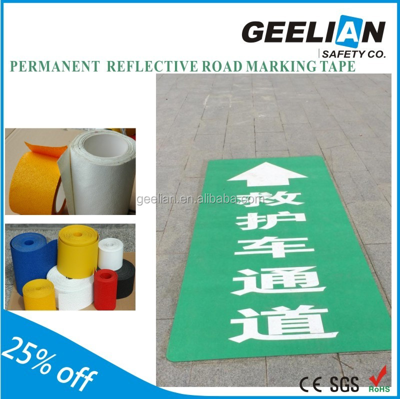 Safety Pipe Marking Cloth Duct Tape