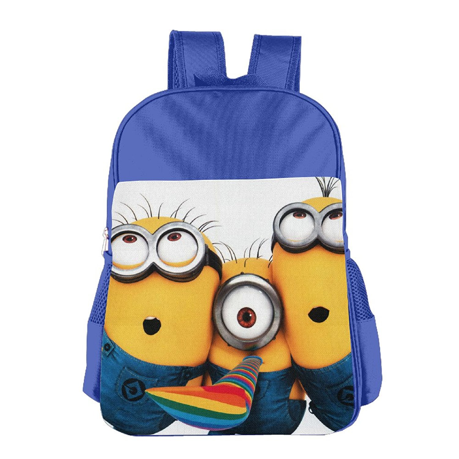 Despicable Me 3 Movie Collection Kids School Bagpack Bag RoyalBlue