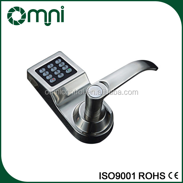 Newest Product OMNI Password Door Digital Lock Best Smart Card Lock with Remote Control Digital Lock