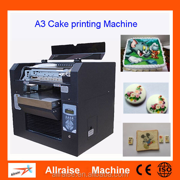 A4 size digital edible cake photo printing machine for cake photo