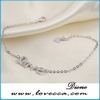 bling products bracelet women new rabbit fashion sterling modyle for real collection silver charm