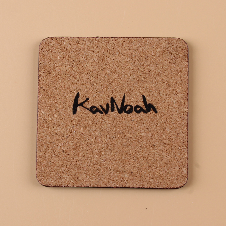 New coming Cup Mat superior quality wholesale waterproof cork coaster