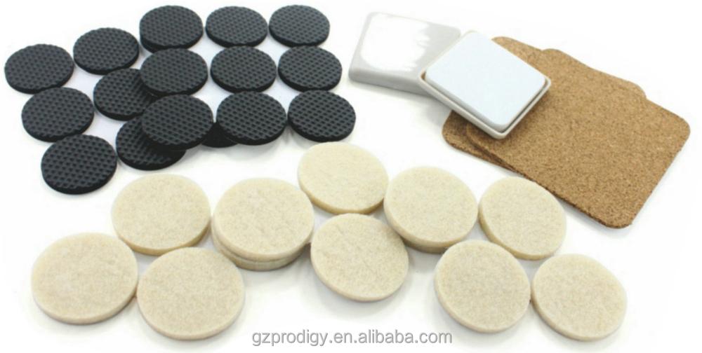 Self Adhesive Felt Pads Furniture Leg Protection Pads Felt Pad Buy Felt Pad Self Adhesive Felt
