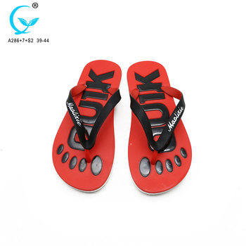 b1730043a12364 Slippers from china custom private label slide sandals cheap men sport flip  flops