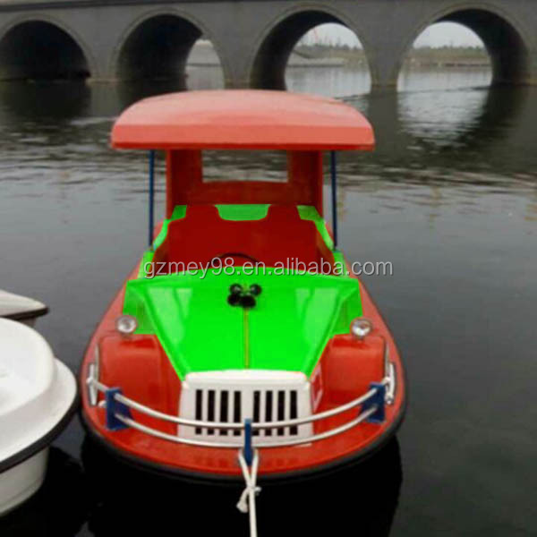 Beautiful water products sold (m-020) water vintage car electric ship