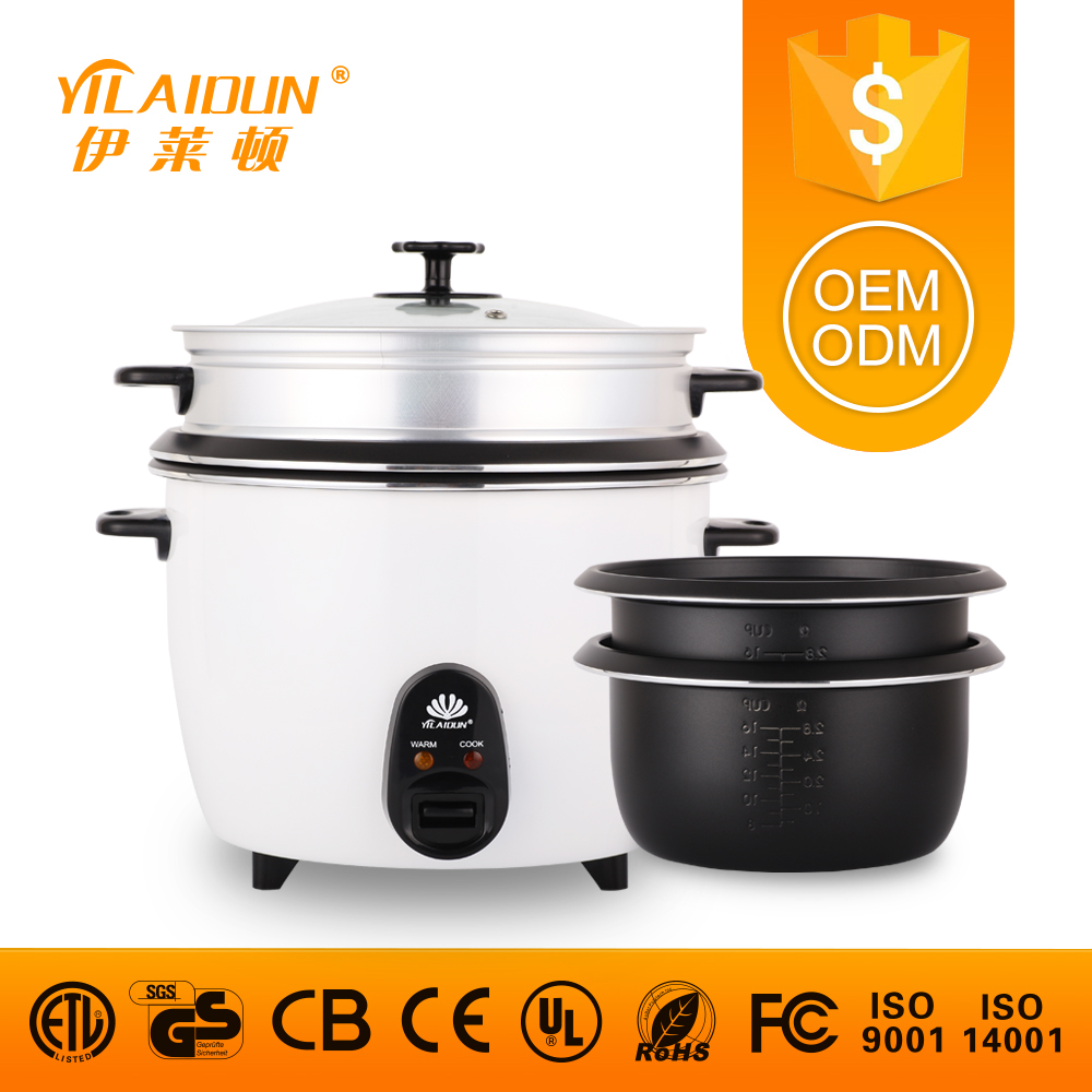 Home Appliance Parts White Rice Cooker 4 Liter