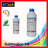 China supplier Neon Dye Sublimation Ink